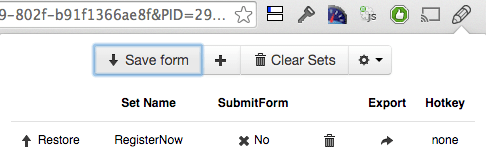 web form filler plugin screenshot 1