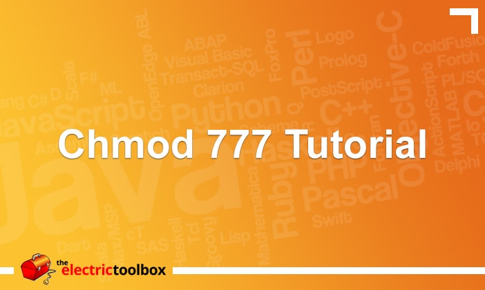Chmod 777 Tutorial