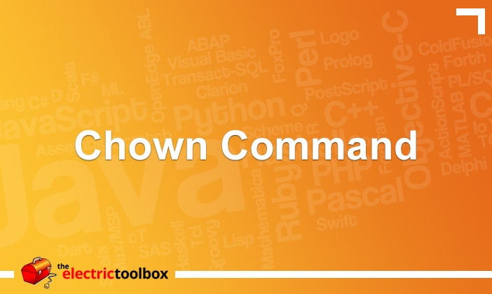 Chown Command
