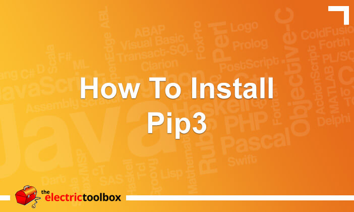 How To Install Pip3