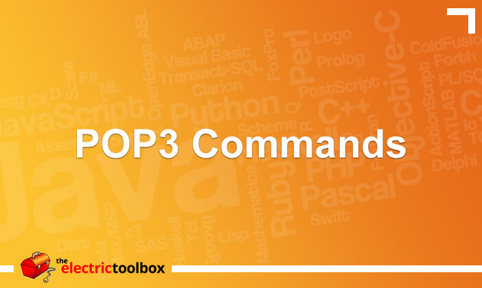 POP3 Commands